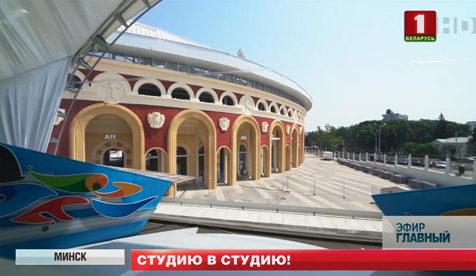 Белтелерадиокомпания покажет весь накал борьбы на Европейских играх в прямом эфире