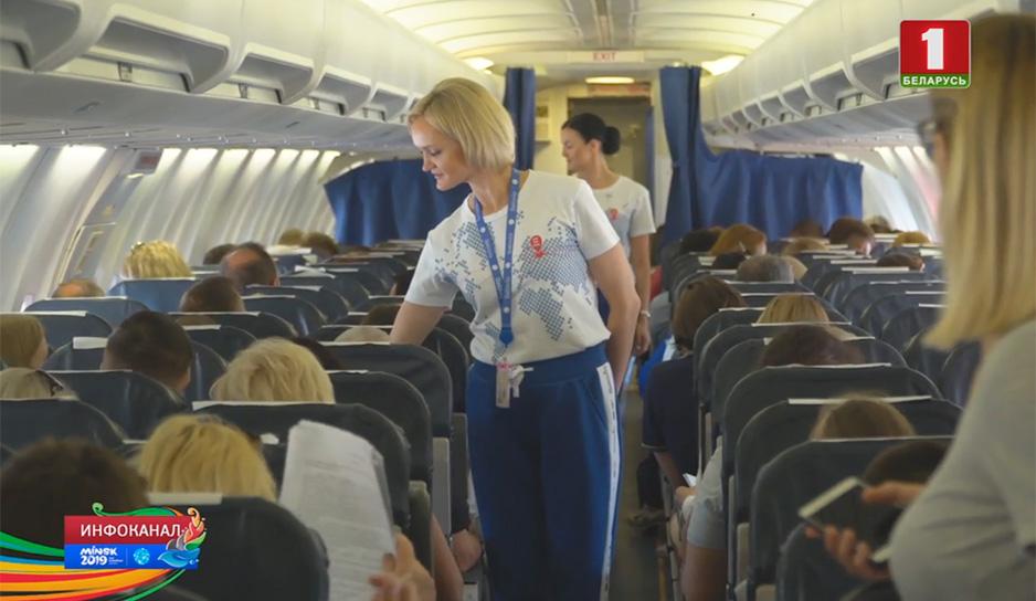 Погрузиться в атмосферу II Европейских игр прямо на борту самолета.jpg