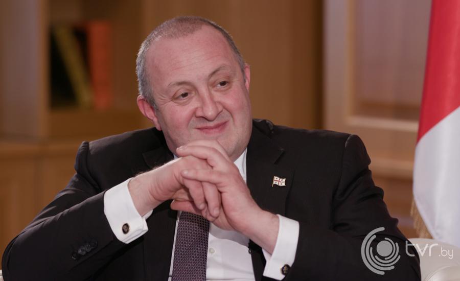 Георгий Маргвелашвили. Крупным планом