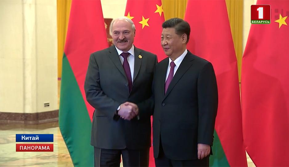 Белорусский лидер прилетел в Китай по личному приглашению Си Цзиньпина