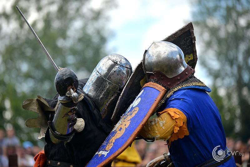 Грюнвальд. Поединок рыцарей