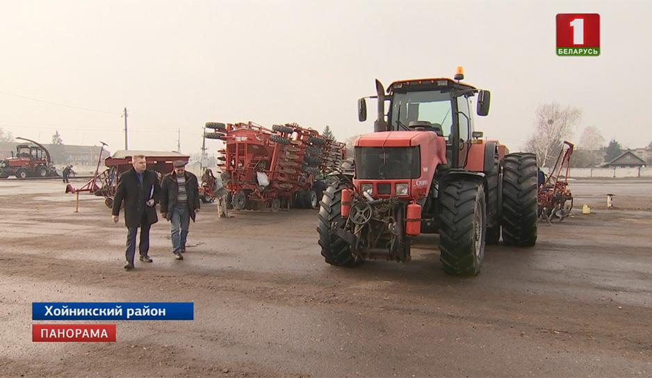 В подмогу сельхозорганизациям Гомельской области поставят почти 300 единиц новой техники.jpg