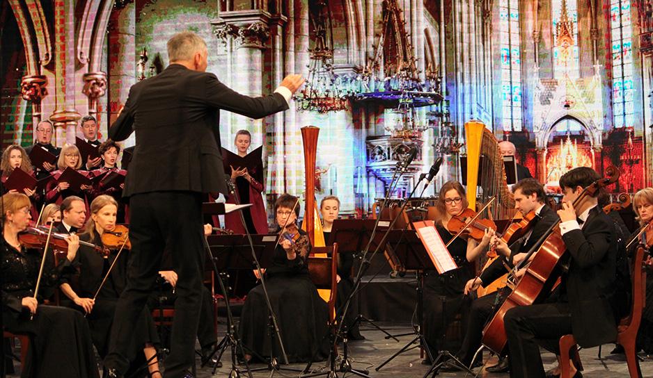 Вильгельм Кайтель и симфонический оркестр Белтелерадикомпании