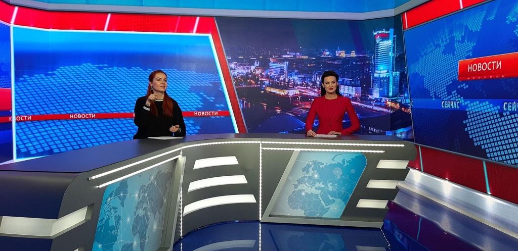 Стажировка участников команды Deaf Sport Belarus