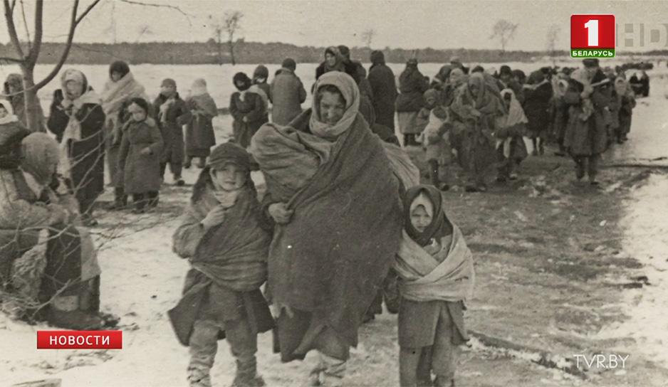 75 лет назад советская армия освободила лагерь смерти Озаричи.jpg