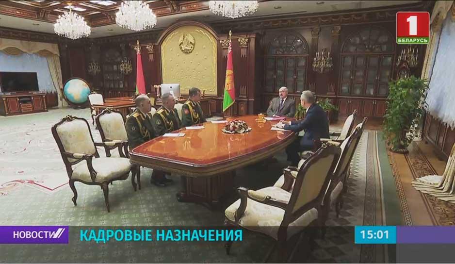 Назначены новый министр обороны и руководитель Генерального штаба