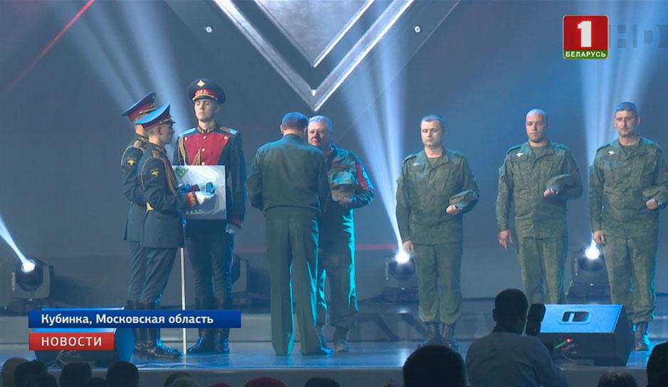 """В """"Танковом биатлоне"""" команда Беларуси завоевала серебро"""