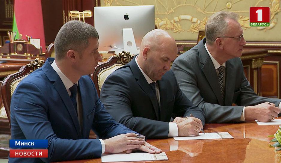 Александр Лукашенко: Справедливость должна лежать в основе всех действий власти