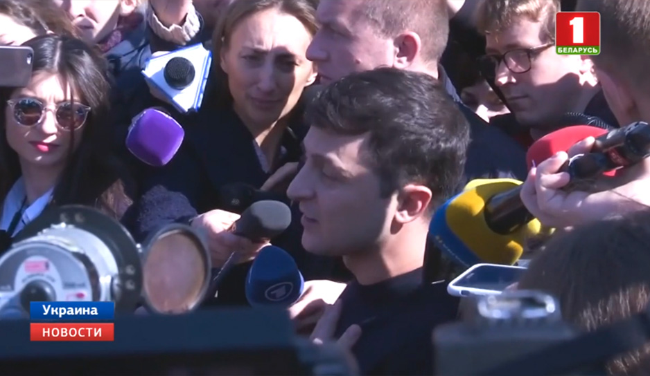 Владимир Зеленский: Первые свои визиты я бы совершил по областям страны