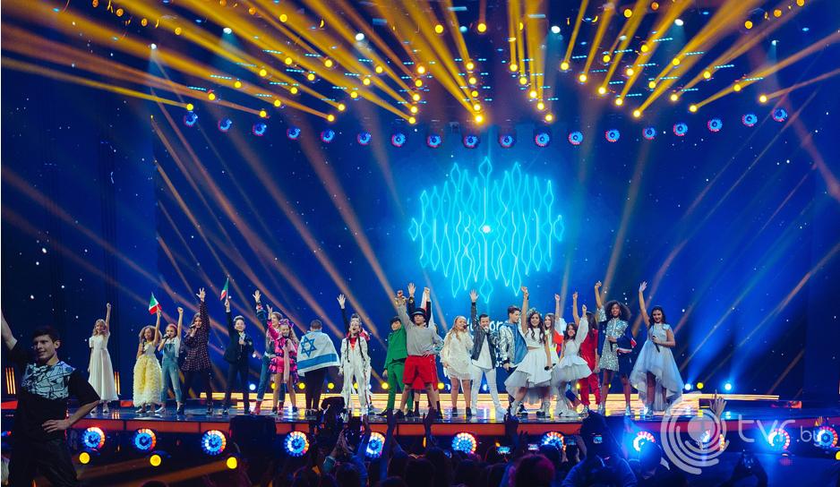 Детское Евровидение 2018 Минск