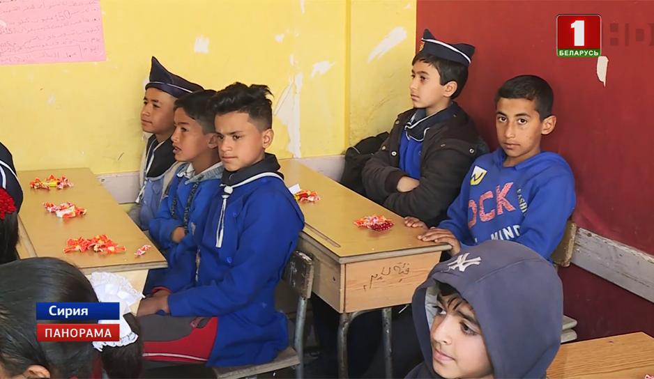 Белорусская мебель и школьные принадлежности позволят оборудовать 30 классов