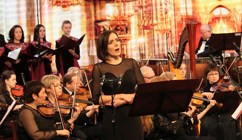Ирина Кучинская, солистка Национального академического Большого театра оперы и балета