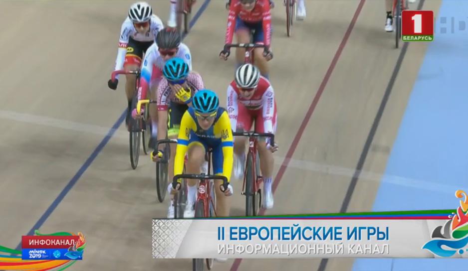 Василий Кириенко выиграл гонку с раздельным стартом в Минске