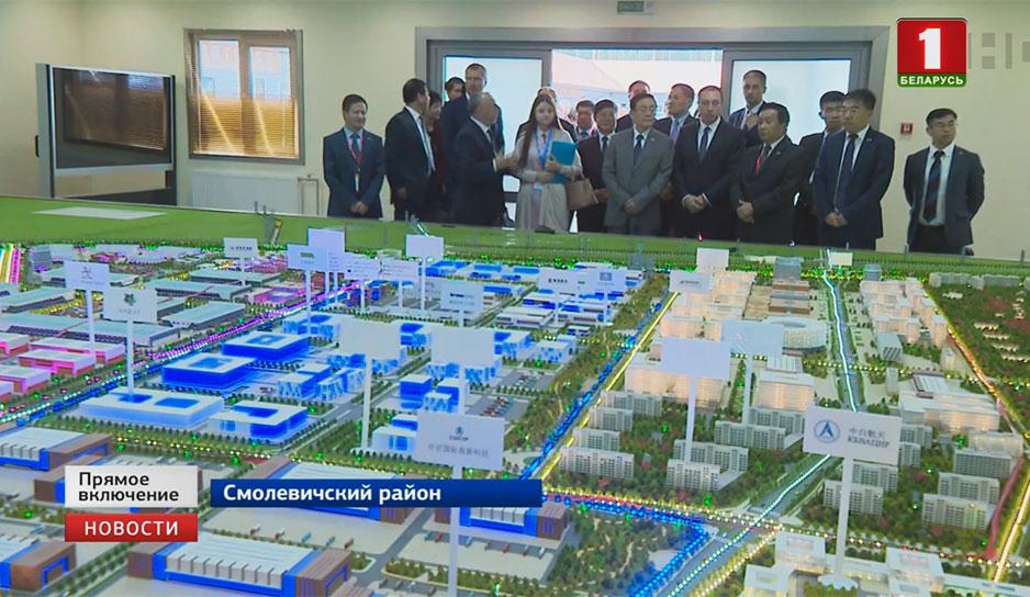 """Индустриальный парк """"Великий камень"""" сегодня стал центром притяжения иностранного бизнеса"""