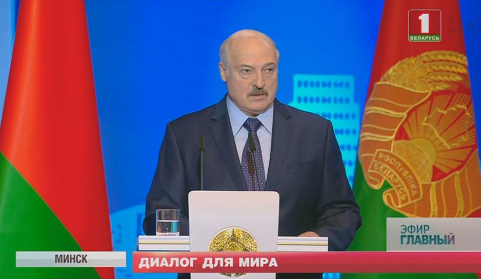 Президент Беларуси отмечает главный плюс - заинтересованных в диалоге все больше