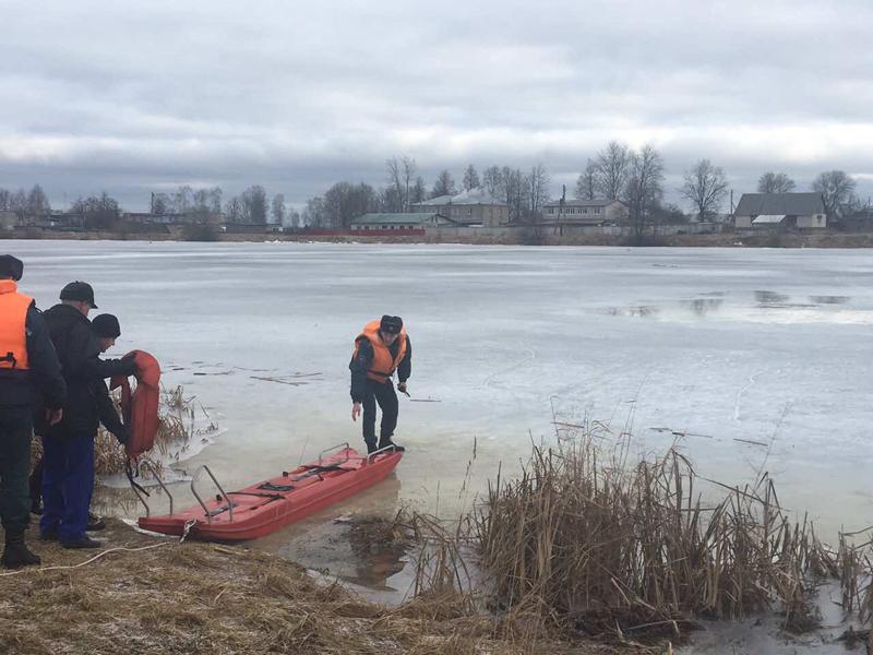 Спасатели и сотрудники ОСВОДа усиливают патрулирование водохранилищ  и  рек  Минской области