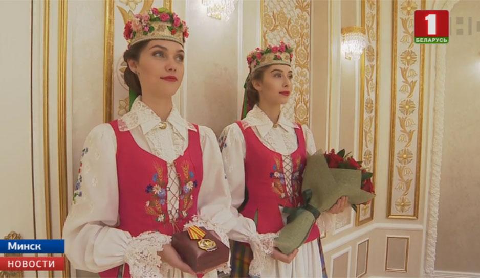 Александр Лукашенко наградил орденом Почета российского губернатора Олега Кожемяко