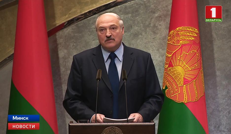 Президент торжественно открыл здание Верховного суда