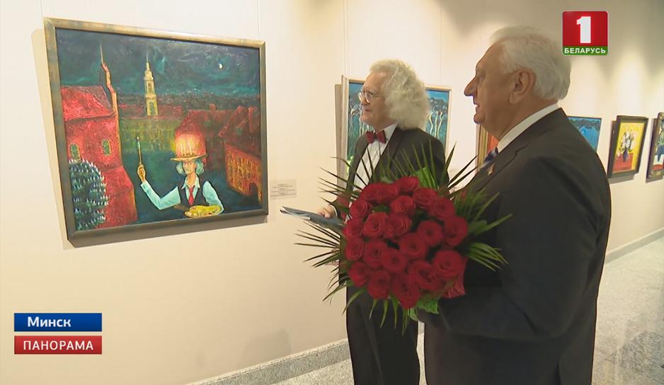Юбилей Владимира Прокопцова