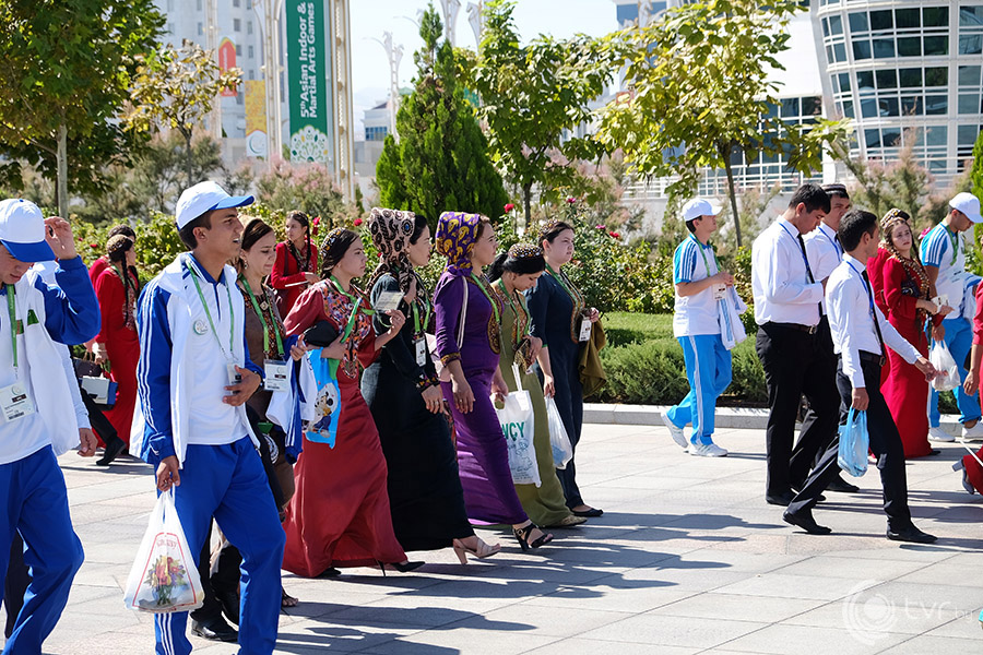 V Азиатские игры в Ашхабаде