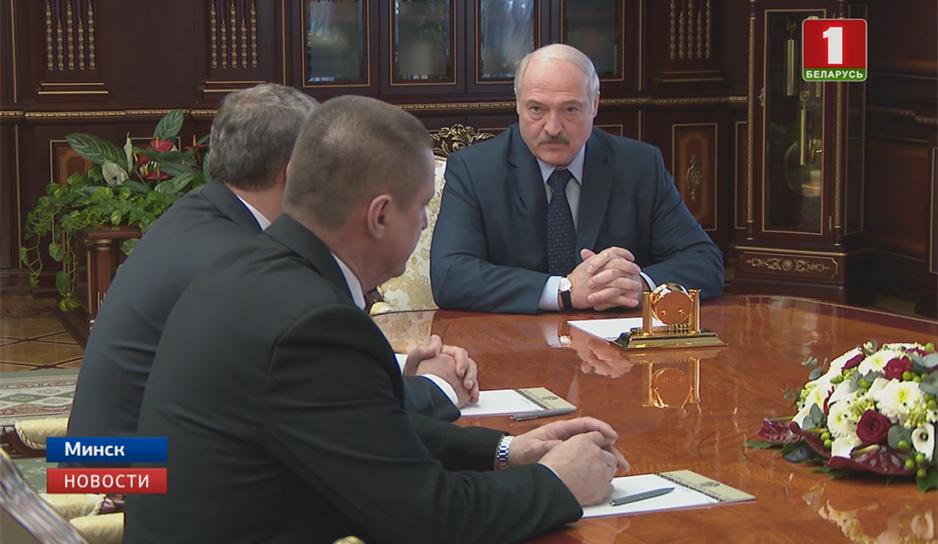 Кадровые решения Президента в Могилевской области