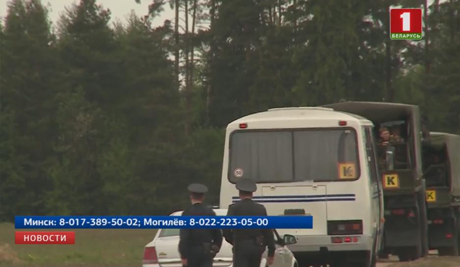По предварительному заключению, смерть милиционера наступила от огнестрельного ранения в голову.jpg