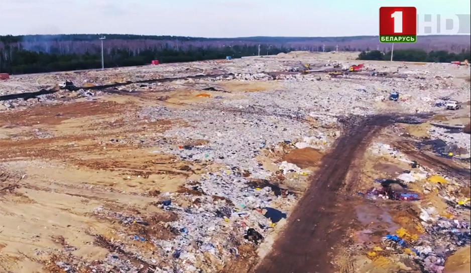 """Специальный репортаж о проблемах переработки отходов смотрите сегодня на """"Беларусь 1"""""""