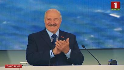 8888-м суток Александр Лукашенко в должности главы государства. Успех лидера измеряется не днями, а результатами!