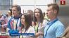В  Беларусь на Европейские игры уже прибыли свыше 4 тысяч гостей У  Беларусь на Еўрапейскія гульні ўжо прыбылі звыш 4 тысяч гасцей