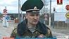 Белорусские пограничники усилили меры безопасности на государственных рубежах Беларускія пагранічнікі ўзмацнілі меры бяспекі на дзяржаўных граніцах