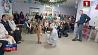 Представители СК поздравили пациентов 3-й детской больницы с наступающим Новым годом и Рождеством Прадстаўнікі СК павіншавалі пацыентаў 3-й дзіцячай бальніцы з надыходзячым Новым годам і Раством