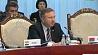 Беларусь поддерживает идею интеграции ЕАЭС и ШОС Беларусь падтрымлівае  ідэю інтэграцыі ЕАЭС і ШАС