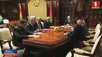 Президенту доложили о предложениях по кадровым назначениям в правительстве