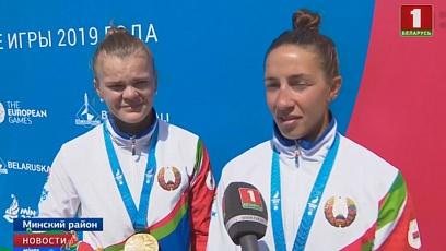 Медальную копилку Беларуси пополнили Марина Литвинчук и Ольга Худенко, а также Олег Юреня