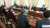 Вопросы сотрудничества со Всемирным банком  сегодня обсуждались и в правительстве Пытанні супрацоўніцтва з Сусветным банкам  сёння абмяркоўваліся і ва ўрадзе Word Bank's Vice President Laura Tuck and PM of Belarus  discuss cooperation issues
