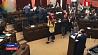 Драка в парламенте Грузии Бойка ў парламенце Грузіі