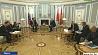 Беларусь и Венесуэла должны сделать решительный шаг вперед в развитии дружественных отношений Беларусь і Венесуэла павінны зрабіць рашучы крок наперад у развіцці дружалюбных адносін Belarus and Venezuela should make a decisive step forward in  development of friendly relations