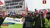 Польские фермеры вышли с протестами на улицы Варшавы Польскія фермеры выйшлі з пратэстамі на вуліцы Варшавы