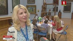 Национальный художественный музей предлагает особенные экскурсии Нацыянальны мастацкі музей прапаноўвае адмысловыя экскурсіі