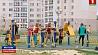 Спортивная база многих средних школ нуждается в обновлении Спартыўная база многіх сярэдніх школ мае патрэбу ў абнаўленні