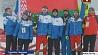 Белорусы завоевали две серебряные медали в спринте на I Всемирной зимней гимназиаде  Беларусы заваявалі два сярэбраныя медалі ў спрынце на I Сусветнай зімовай гімназіядзе