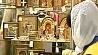 Иконы, церковные предметы и сувениры к Рождеству Христову Іконы, царкоўныя прадметы і сувеніры да Раства Хрыстовага
