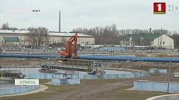 Европейские специалисты помогают решить проблему очистки сточных вод в Бресте Еўрапейскія спецыялісты дапамагаюць вырашыць праблему ачысткі сцёкавых вод у Брэсце