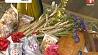 У православных сегодня - Хлебный Спас  У праваслаўных сёння - Хлебны Спас  Orthodox celebrate Savior of the Bread Feast Day today