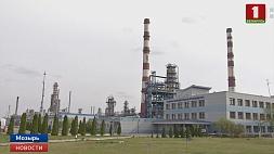 Проблема с некачественной нефтью не отразится на качестве продукции Мозырского НПЗ Праблема з няякаснай нафтай не паўплывае на якасць прадукцыі Мазырскага НПЗ