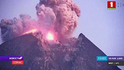 В Индонезии начал извергаться вулкан Мерапи