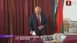 Прямое включение с 506-го избирательного участка, где голосует Александр Лукашенко  Прамое ўключэнне з 506-га выбарчага ўчастку, дзе галасуе Аляксандр Лукашэнка  Reports fr om 506th polling station, wh ere Alexander Lukashenko votes