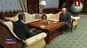 Во Дворце Независимости проходит встреча Александра Лукашенко с Сергеем Лавровым У Палацы Незалежнасці праходзіць сустрэча Аляксандра Лукашэнкі з Сяргеем Лаўровым