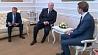 Александр Лукашенко сегодня встретился с министром иностранных дел Австрии  Аляксандр Лукашэнка сёння сустрэўся з міністрам замежных спраў Аўстрыі  Alexander Lukashenko meets with Austrian Foreign Minister