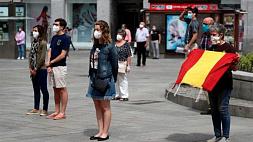 Сегодня в Испании начинается десятидневный траур по жертвам коронавируса